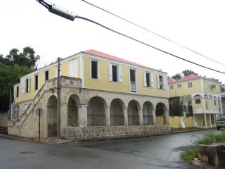 17 & 18 Prince St. in Frederiksted